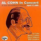 In Concert April 17, 1986 by AL COHN