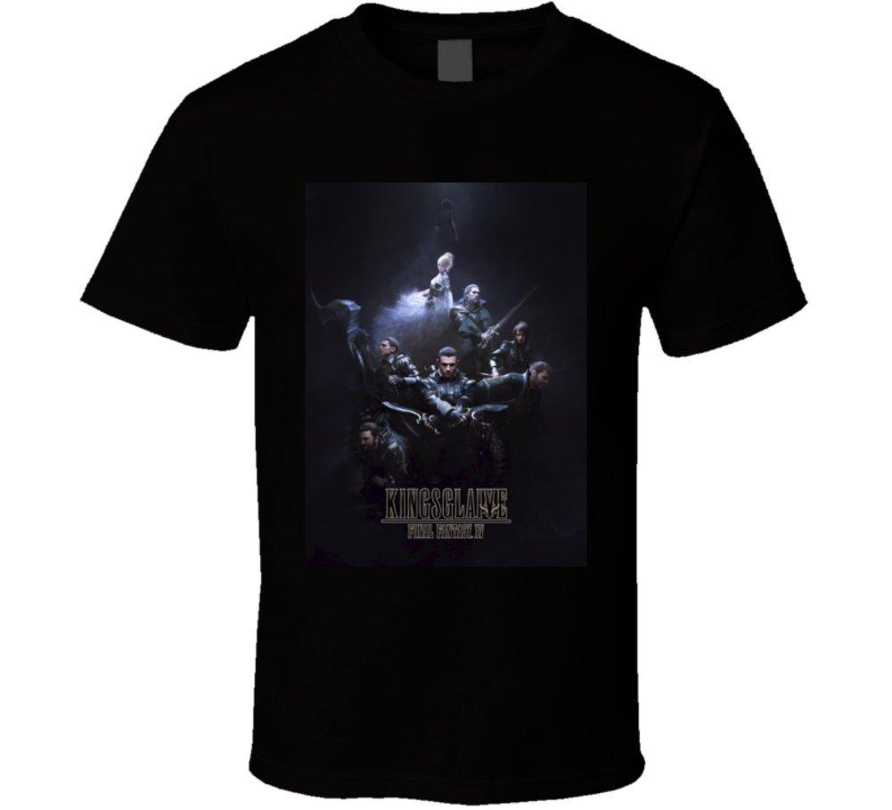 Kingsglaive Final Fantasy Xv Video Game Movie Tshirt