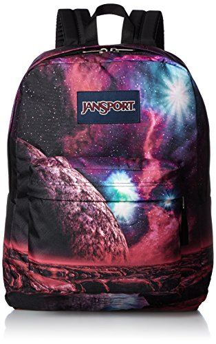 JanSport High Stakes Backpack- Sale Colors (Multi Cosmic - Bags Galaxy Jansport