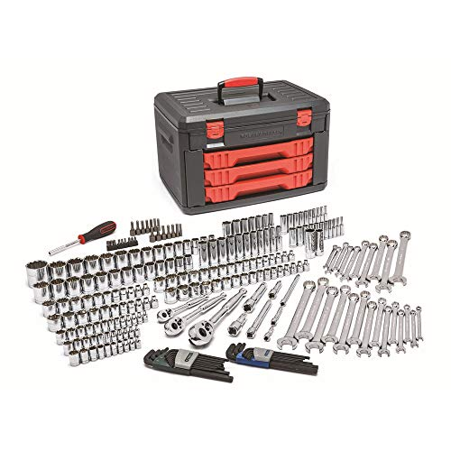 Kd Gearwrench 7 Piece - GEARWRENCH 239 Pc. Mechanics Tool Set In 3 Drawer Storage Box - 80942