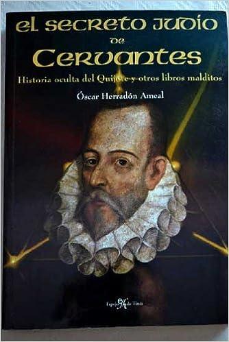 Formato de txt gratis para descargar libros electrónicos Secreto judio de Cervantes, el PDF ePub MOBI