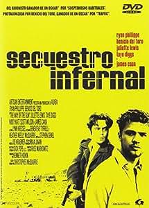 Secuestro infernal [DVD]