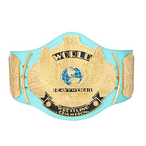 WWE Blue Winged Eagle Belt