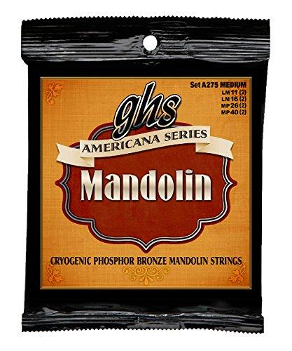 GHS Americana Series Mandolin String Set A275