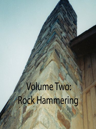 Instructional Stone Carving Video Volume Two: Rock Hammering