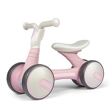 Moolo Triciclo de niños Trenzado Balance del automóvil, Andador ...