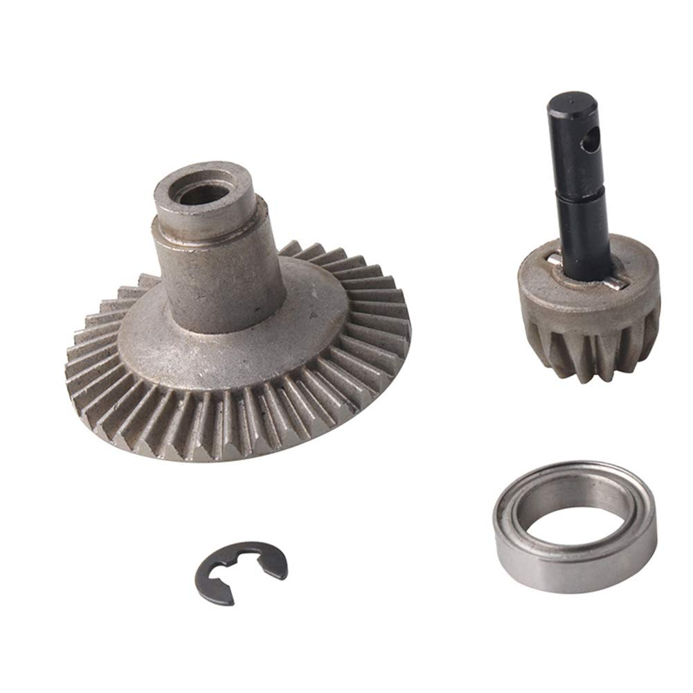 Faironly Cool Racing Heavy Duty Steel Gear Set 13T 38T for Axial SCX10/ Wraith ASSE Anteriore 28T 13T