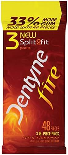 Gum: Dentyne Fire