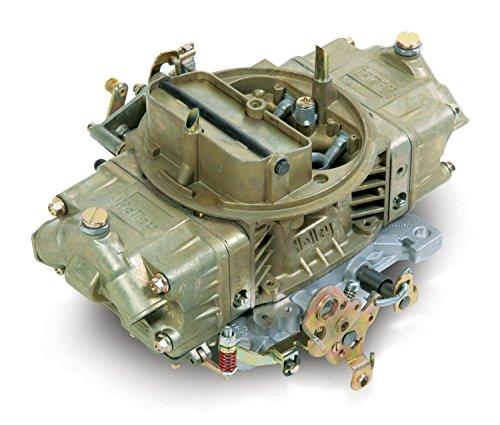 Holley 0-4779C Model 4150 Double Pumper 750 CFM Square Bore 4-Barrel Mechanical Secondary Manual Choke New ()