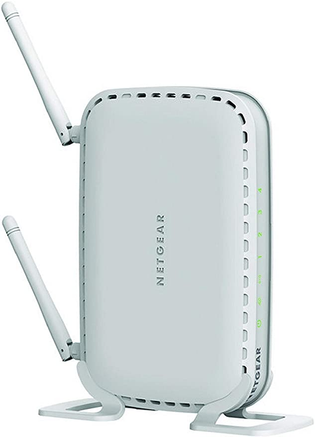Netgear WNR614 N300 Wi Fi Router  White, Not a Modem  Routers