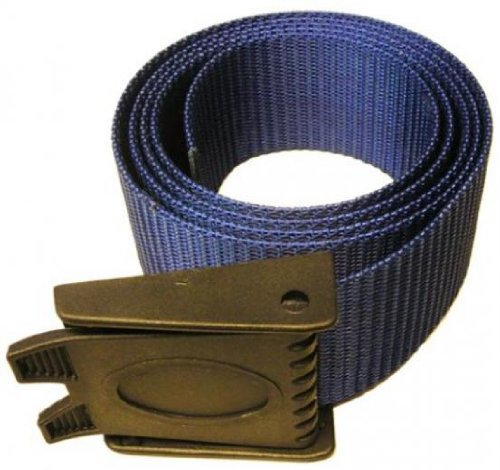 Storm Accessories Scuba Diving Weight Belt with Plastic Buckle