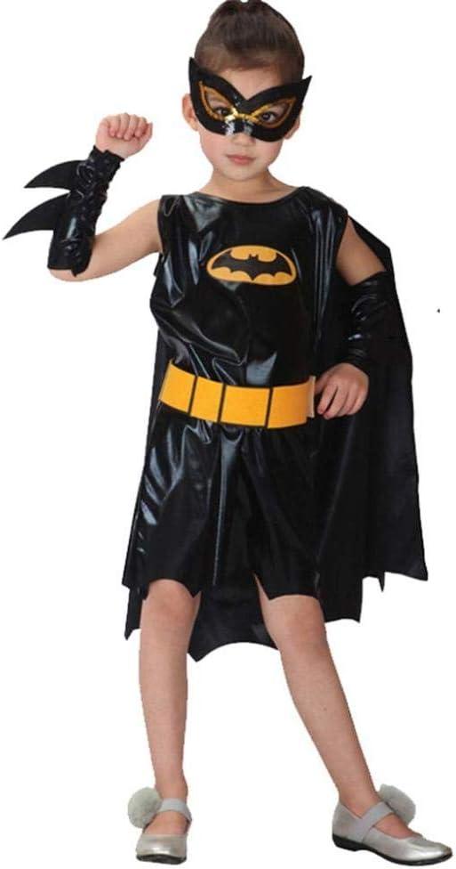 YYANG Accesorios Cosplay Batman Disfraz Mascarada Ropa para Niños ...