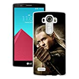 LG G4 Case,The Hobbit The Desolation Of Smaug Legolas LG G4 Screen Shell Case,Luxury Cover