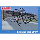 Richard Petty Autographed / Signed 1991 Traks No.12 Racing Card