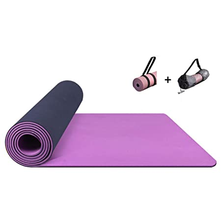 GYFY Alfombra de Yoga de Alta presión elástica respetuosa ...