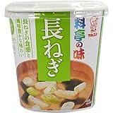 マルコメ カップ料亭の味 長ねぎ 1食×6個