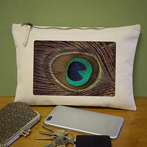 per Azeeda borse 'Peacock cl00002412 valigie Feather' Accessori dvHwqZH