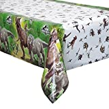 Jurassic World Plastic Table Cover (1ct)
