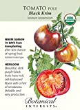 Black Krim Tomato Seeds - .15 grams - Organic