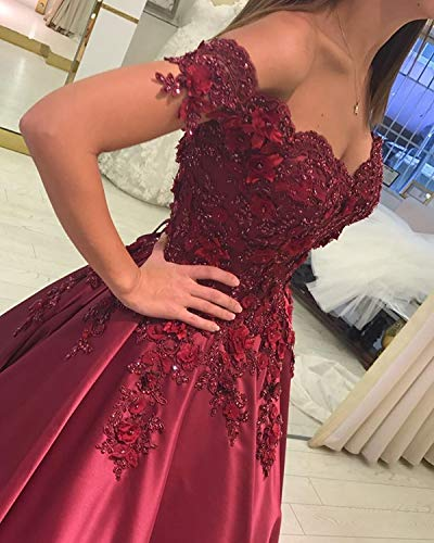 af630a0c3d3 ... Prom BeadedSA41 Teal Homecoming Lace Off Womens Scarisee Shoulder Dress  Appliqued The Wgczv6 ...