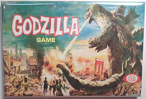 Godzilla Board Game Box 2