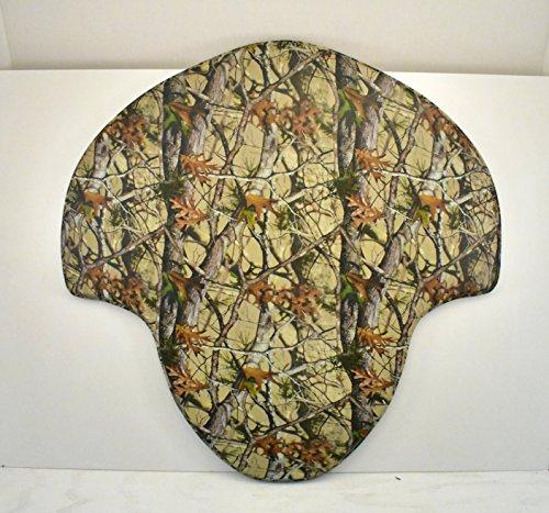 - Turkey Breast Mount Plaque- Standard Camo