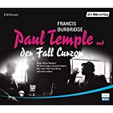 Paul Temple und der Fall Curzon (Paul Temples Fälle, Band 1)