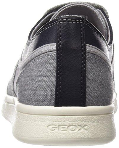 Geox Stone Warrens Uomo Low U Grigio Top Scarpe B OrvOpq8