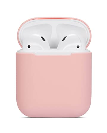 Amazon.com: Airpods - Funda de silicona para Airpods ...