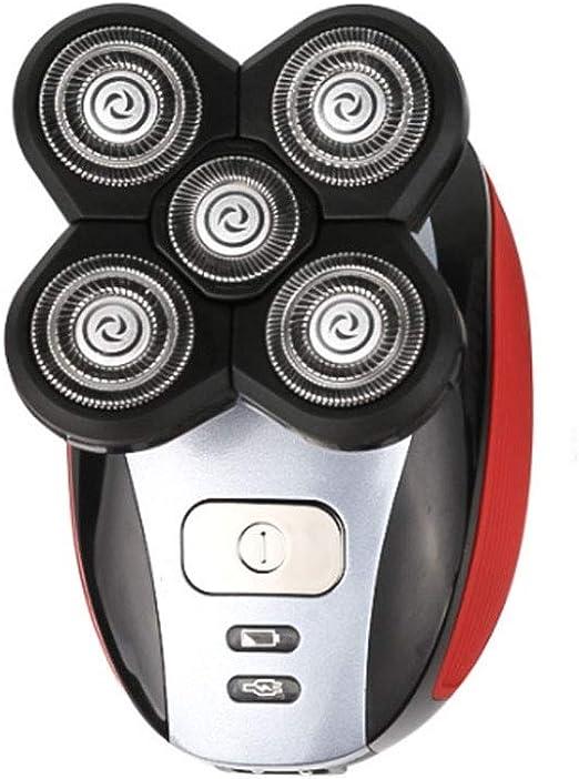 Afeitadora USB máquina de afeitar eléctrica de los hombres de la ...