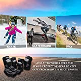 Protective Gear Set for Kids/Youth/Adult Knee Pads