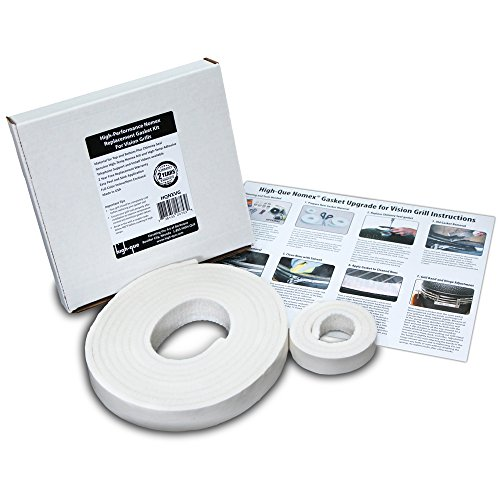 High-Performance Nomex Gasket Upgrade Kit for Vision Grill - 2yr Warranty