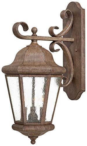 - Minka Lavery Minka 8613-A61 Traditional Three Light Wall Mount from Taylor Court collection in Bronze/Darkfinish 3 Outdoor, Upc-747396080055