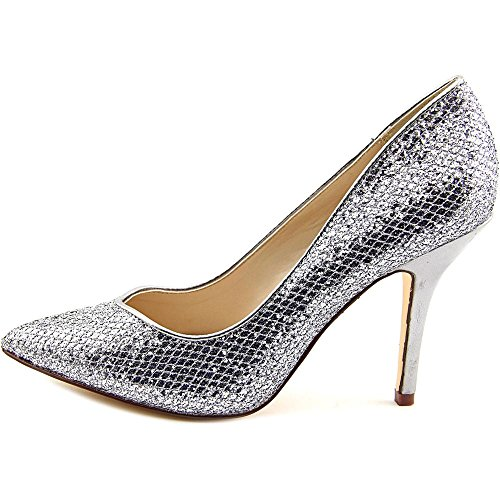 Style & Co Pyxiee Mujer US 8 Plata Tacones