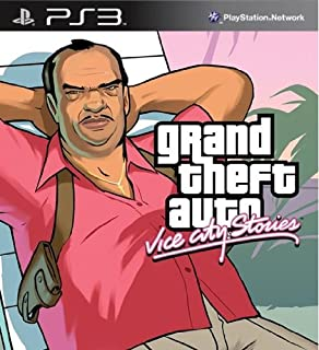 Grand Theft Auto: Vice City Stories - PS3 [Digital Code