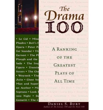 The Drama 100: A Ranking of the Greatest Plays of All Time (Facts on File Library of World Literature) (Paperback) - Common pdf