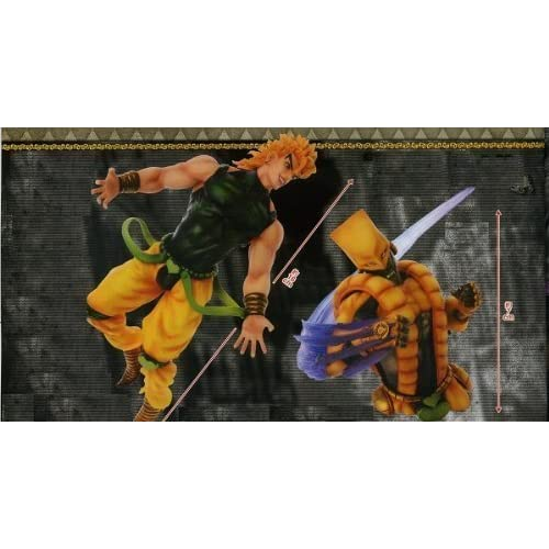 Bizarre Adventure DXF THE RIVAL vs1 All-Star Battle of DIO JoJo all set of 2 (japan import) by Banpresto