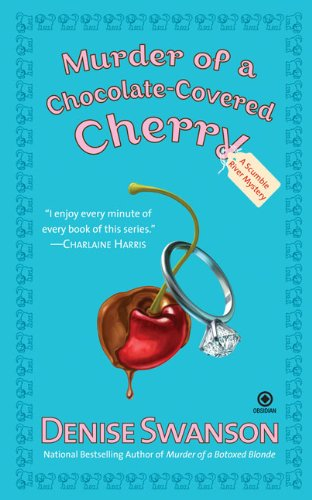 River Chocolate (Murder of a Chocolate-Covered Cherry (Scumble River Mysteries, Book 10))