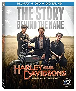 Harley And The DavidsonS [Blu-ray + DVD + Digital HD] from Lionsgate
