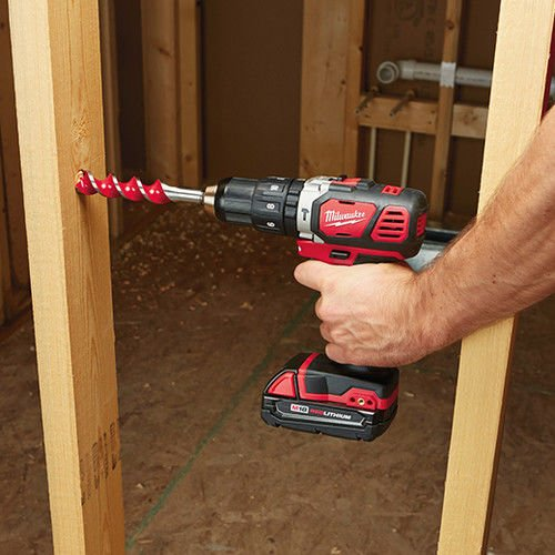 Milwaukee M18 Compact 1/2'' Hammer Drill/Driver Kit (2607-22CT) by Milwaukee Electric Tool (Image #5)