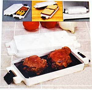 Microwave Cooker (The Microwave Steak and Burger Grill and More!)