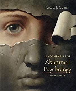 Amazon fundamentals of abnormal psychology 9781429295635 fundamentals of abnormal psychology fandeluxe Gallery
