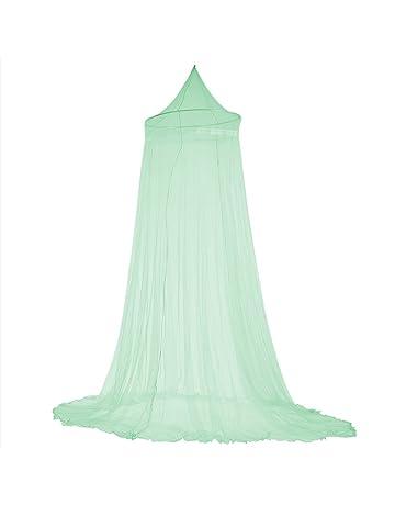 Fdit - Cortina de mosquitera para Cama con diseño de Princesa de Encaje para habitación de