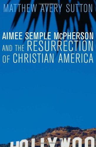 Aimee Semple Mcpherson+Resurrection...