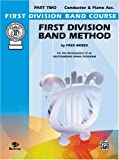 First Division Method, Fred Weber, 0769293468