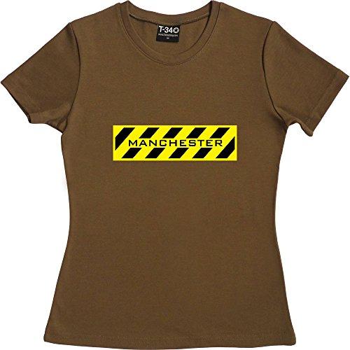 T34 - Camiseta - para mujer Olive Women's T-Shirt
