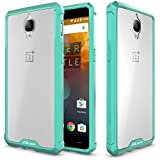 JKase OnePlus 3T/OnePlus 3 Case, Scratch Resistant Lightweight Hybrid Clear Back Panel Protective Cover Case for OnePlus…