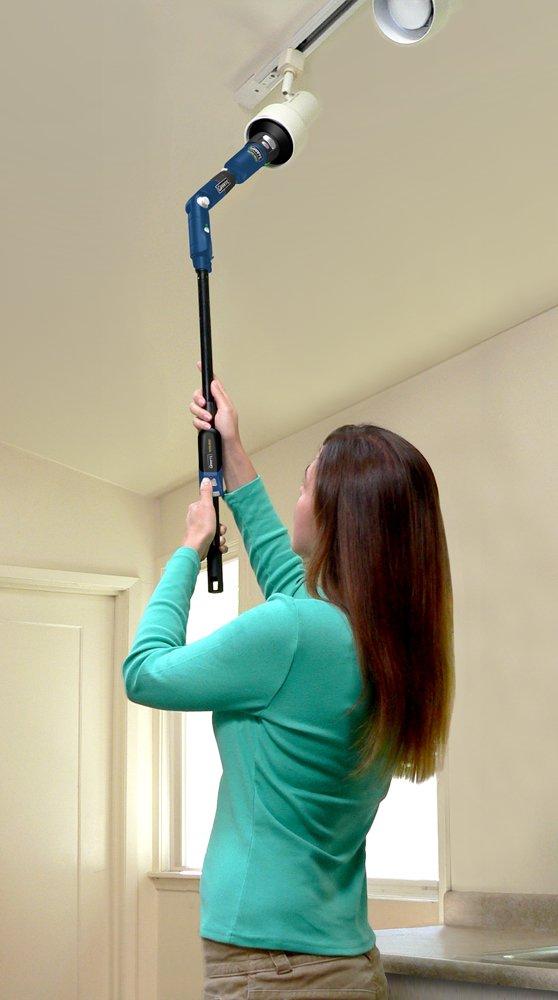 High Ceiling Light Bulb Changer