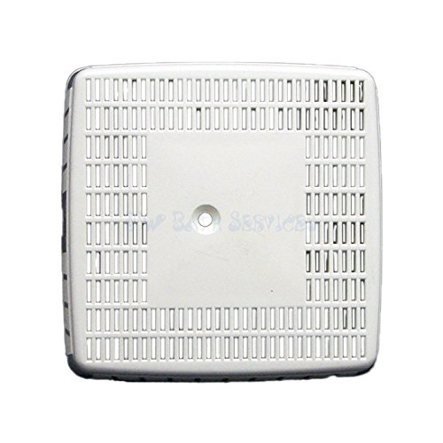 Jacuzzi Whirlpool Bath Suction cover (white)