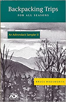 ((ZIP)) An Adirondack Sampler II: Backpacking Trips. Order Along given serves India